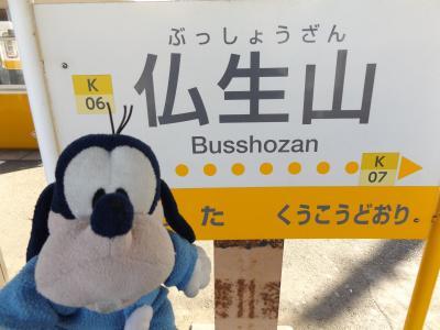 グーちゃん、金毘羅さんへ行く!(仏生山/イルカになった少年!編)