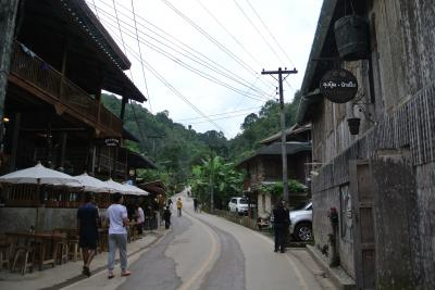 チェンマイでエコツーリズム(2) メーカンポン村でホームステイ体験
