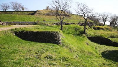 日本を鎖国に導いた島原の乱で一揆軍が籠城した肥前原城登城