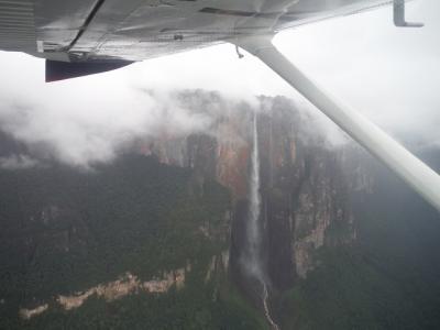 カナイマ国立公園(ベネズエラ) 2017.3.9