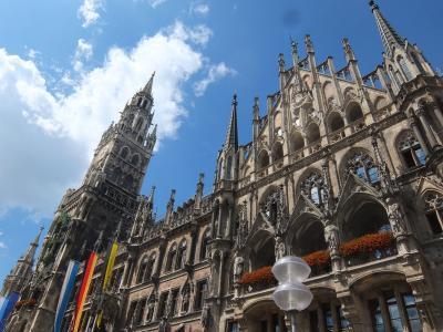 アートを巡る旅 in ドイツ 21日目-2→ラスト~ミュンヘンから帰国へ~