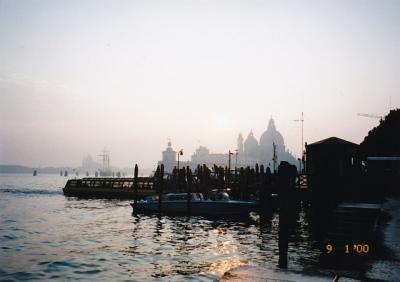 初海外の弟と知ったかぶりの姉で4都市訪問(ウィーン・プラハ・ヴェネツィア・ローマ)ヴェネツィア編