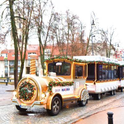 【4】凍える身体・ホットチョコレートに癒された吹雪の街(リトアニア:ビリニュス)☆バルト三国10日間