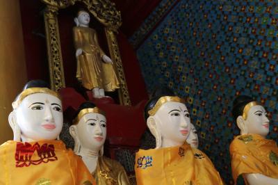 少しだけ訪れたヤンゴンの街