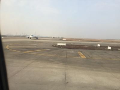 上海-杭州乗り歩き 帰国