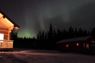 カナダ ホワイトホースでオーロラ鑑賞 パート2