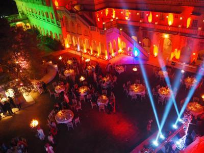インドの宮殿での結婚式に参加してきました!