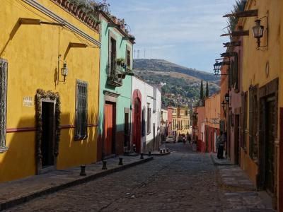 2017新春のメキシコ その4~アメリカ人が大好きなサン・ミゲル・デ・アジェンデ
