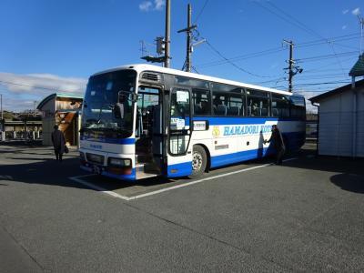 常磐線復旧区間とその周辺に行ってきた【その1】 JR不通区間代行バスで小高駅へ