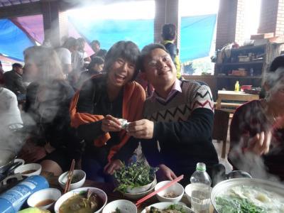 2015年11月 反省いっぱい!中国・雲南→ラオス→ベトナム辺境巡りマニアック姉妹旅(10日目・ベトナム・バックハー)