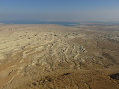 聖地エルサレムに5連泊滞在(4) マサダ、死海地方