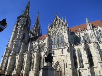心の安らぎ旅行(2016年 秋 Regensburg レーゲンスブルク Part1)