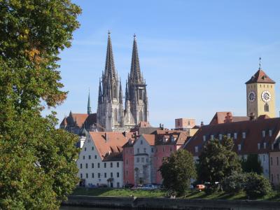 心の安らぎ旅行(2016年 秋 Regensburg レーゲンスブルク Part2)