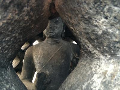 世界三大仏教遺跡行くぞ!先ずはボロブドゥール遺跡