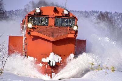 冬の北海道、道北地方を巡る旅 ~宗谷本線の定期排雪列車(宗谷ラッセル)を追いかけて@歌内 (2017年度版)~