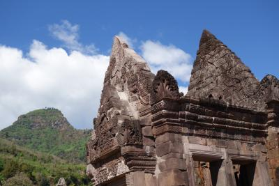 20170118-1 ワットプー 世界遺産のお寺見学ツアー