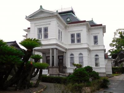 2016年 初夏の福岡 その1 柳川 御花でランチ。池庭松濤園、和館、西洋館を見ました。