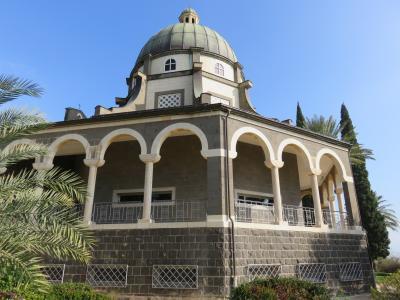 聖地エルサレムに5連泊滞在(5) ガリラヤ湖、ナザレ、テルアビブ、ヤッフォ