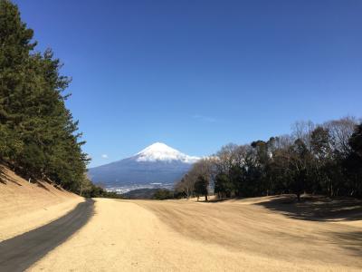 本日の「富士山の眺望」は素晴らしい!