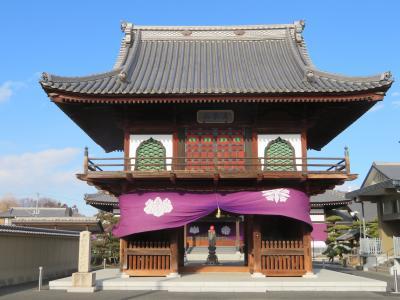 武州本庄七福神めぐりをしました