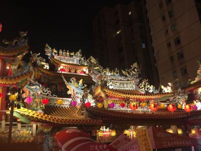 【庶民旅2017】初の台湾は0泊3日の弾丸旅行(☆´3`)十份でランタンを飛ばして夜の九份見学と暴走タクシーと夜市の女3人旅