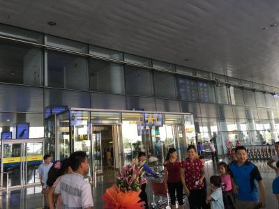 2016  8月 ベトナム  ハノイ、ハイフォン1日目