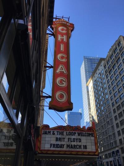 シカゴぶらぶら旅
