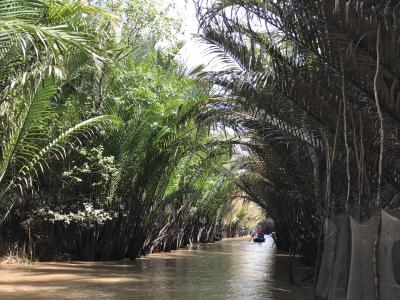 ベトナムで年越し 2016-2017 (3) メコン川ツアー