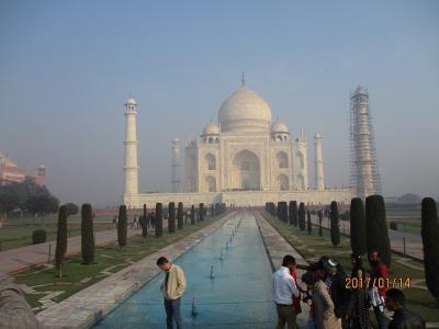 インド 4泊6日 アグラ