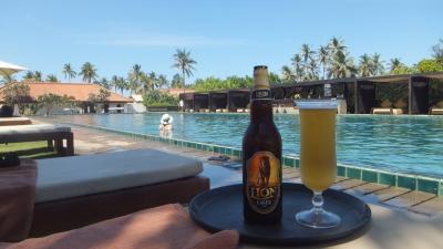 スリランカ旅行記①Jetwing Lagoonで夏気分&混沌とした街コロンボへ!