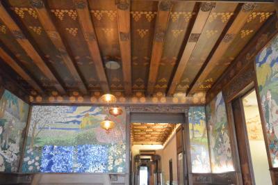 バルセロナのモデルニスモ建築を巡る!① カサ・レェラ・モレラ by ドメネク・モンタネール