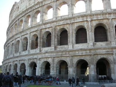 一日中歩いてまわった初ローマ part1