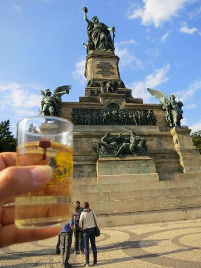 心の安らぎ旅行(2016年 秋 Rudesheim am Rhein リューデスハイム アム ライン Part4)