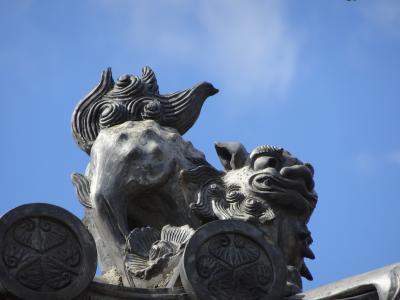 日本最古の八幡さんといわれている誉田八幡宮(こんだはちまんぐう)へ