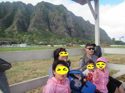 三姉妹を連れて行くハワイ 1人はこだわり自閉ちゃん その3:クアロア、ドンキホーテ(3日目)
