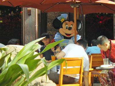 陰陽道 ディズニー1:  動画有(循環バス)  Aulani, A Disney Resort & Spa     2016 11 25