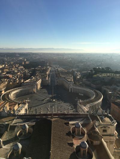 一日中歩いてまわった初ローマ part2