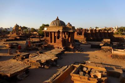 インドに翻弄された2016♪年末★グジャラート州カッチ県~Bhuj