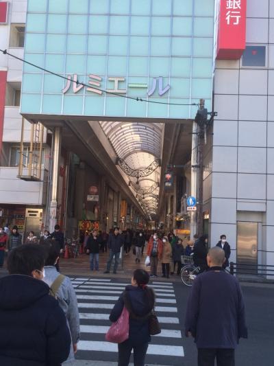 東京散策(平井から船堀まで)