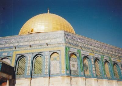 2008GW 中東旅行② イスラエル編