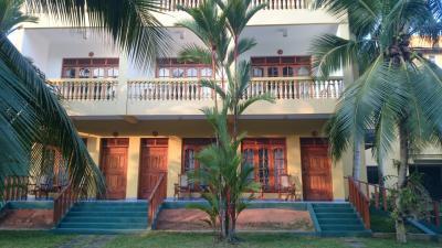 スリランカアーユルヴェーダホテル ムトゥムニアーユルヴェーダリバーホテル&リゾートホテル