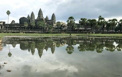 カンボジア シェムリアップ -2- 2016/12/8