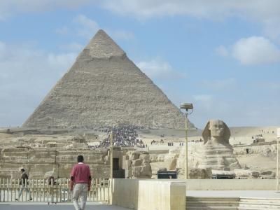 エジプトに行ってきた その1