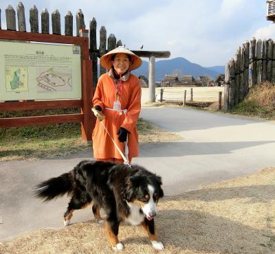 バーニーと行く九州 3 ノーマルタイヤで行く冬の旅・吉野ヶ里 他