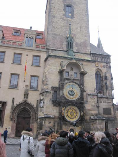 中欧旅行、チェコプラハ。