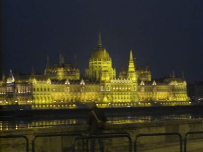 中欧旅行、ハンガリーブダペスト。