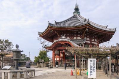 国営公園散策日記④&P.S.高校時代の私へ、奈良県の良さがやっとわかりました(笑)~興福寺・東大寺・奈良公園・春日大社・なら仏像館・平城宮跡~