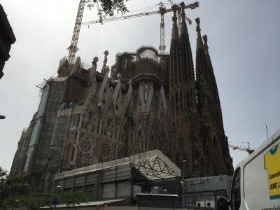 【世界一周】17.やっぱりスペインには寄っておこう~マドリットとバルセロナをふらーり