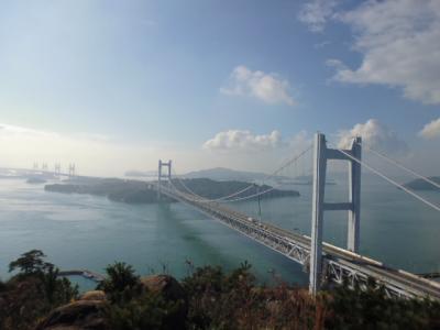 瀬戸内海のきれいな景色