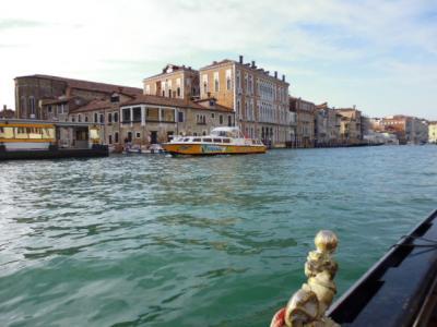 冬のヴェネツィア散策